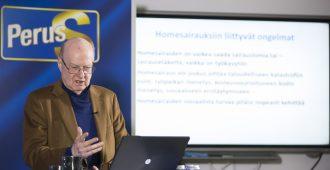 Professori: sisäilmaongelmista on tulossa miljardien eurojen lasku yhteiskunnalle