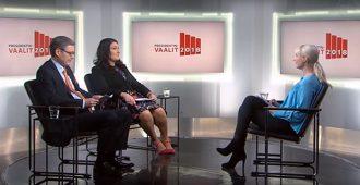 Kerro mielipiteesi Huhtasaaren MTV3:n presidentinvaalitentistä – oliko reilu meininki?