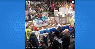 Vihapuhevaino karnevalisoitui Saksassa – onko ammeen täyttyminen viharikos?