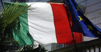 Italian vaikeiksi ennakoidut hallitustunnustelut lähtivät käyntiin