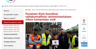 Punainen Risti sekoilee maailmalla, antaa SPR:n husata omiaan – puolueeton auttaminen muuttui härskiksi politikoinniksi