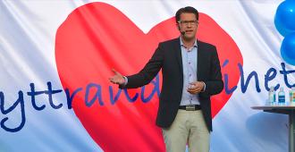 Kansa haluaa panna pisteen ruotsidemokraattien syrjinnälle