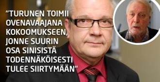 Putkonen: Kokoomus oli ajoittanut Turusen siirron hyvin tarkasti – mutta hallitus tulee pysymään kasassa, sinisten julmistelusta huolimatta