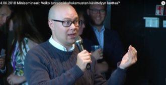 Maahanmuuttovirasto kehottaa varautumaan uuteen turvapaikanhakijoiden vyöryyn – sisäministeri Mykkänen haluaa lisää kiintiöpakolaisia