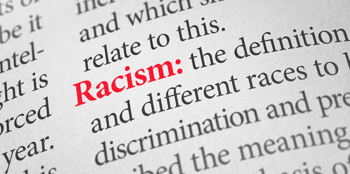 Rasismin Määritelmä