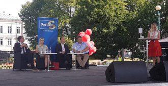 """Ruotsidemokraatit tukevat perussuomalaisia: Maahanmuuttoa ei nähdä Suomessa vielä ongelmana – """"Tehkää kaikkenne, ettei tilanne mene yhtä pahaksi kuin Ruotsissa"""""""