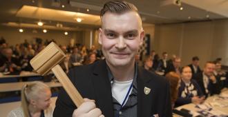 """Samuli Voutila ei hae jatkokautta PS-Nuorten puheenjohtajana – """"on aika antaa nuoremmille tilaa"""""""
