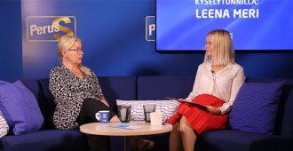 Leena Meri: Normaalia elämää on alettu jostain syystä kutsua haitalliseksi – ja kaikesta oikeasti haitallisesta pitäisi aina puhua ihmisoikeuskysymyksenä
