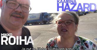 """Suomi hajoili Hazardin rajuun rahastukseen – """"Ei tämä hölmöily ole enää tottakaan"""""""