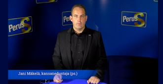 """Tietojärjestelmäkansanedustaja Jani Mäkelä: """"Tekijänoikeusdirektiiviin on vaikutettava nyt!"""""""