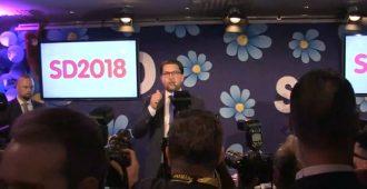 """Valitusten vyöry voi viedä Ruotsin jopa uusiin vaaleihin – kansliapäällikkö: """"Tilanne poikkeuksellinen"""""""