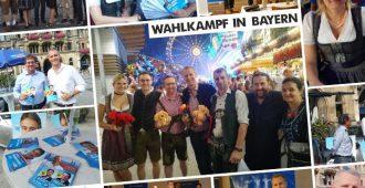 Saksan Baijerissa rytisee – Merkelin sisarpuolueelle ja demareille tulossa kirvelevä rökäletappio, voittajia maahanmuuttokriittiset ja vihreät