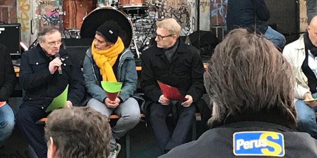 Keinot asunnottomuuden poistoon ovat olemassa – Helsingin perussuomalaiset haluavat kaupungin asunnot helsinkiläisille