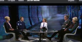 """Rantanen Ylen keskusteluohjelmassa: Vihreillä humaania päihdepolitiikkaa – """"Nyt tuodaan pistotilat, seuraavaksi esitetään mietojen huumeiden laillistamista"""""""