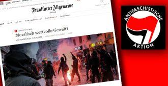 Parempaa väkivaltaa? – Saksassa kysytään, onko Antifa vallanpitäjien katutappeluosasto ja käsikassara