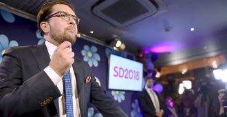 Ruotsidemokraatit nyt suurin puolue – sosialidemokraattien hegemonia päättyi Ruotsissa