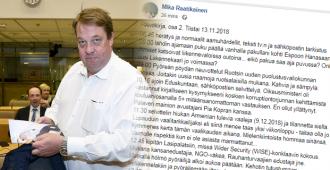 Poliisikansanedustaja Mika Raatikainen teki naistenlehtipäätöksen – mutta miksi ihmiset jäivät tuijottamaan?