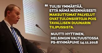"""PS ei hyväksynyt Helsingin budjetin sulle-mulle-sosialismia, Vapaavuori sähähti – """"Meillä on sopimisen kulttuuri, olen pettynyt"""""""