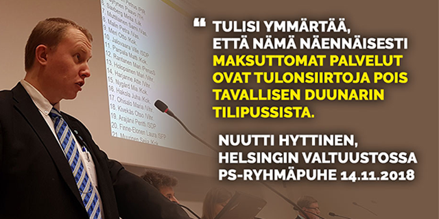 PS ei hyväksynyt Helsingin budjetin sulle-mulle-sosialismia ... 561c6c1d38