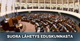 """Juvonen: Yleisradion on televisioitava pääministerin ilmoitus Suomen varautumisesta koronaviruksen mahdolliseen leviämiseen – """"Tieto kuuluu kaikille Suomessa"""""""