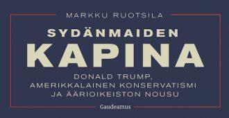 Dosentti Ruotsila Sydänmaiden kapina -kirjassa: Trumpin republikaanipuoluetta on yritetty kytkeä vaaralliseen äärioikeistoon aiemminkin