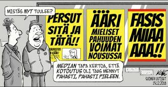 Kalle Erkkilä: Mistäs nyt tuulee
