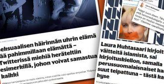Voiko tämän alemmaksi enää vajota – Helsingin Sanomien Nyt-liite teki pikkulapsen sarjaraiskauksesta vitsin