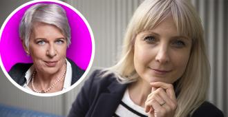 Katie Hopkins haastattelee Laura Huhtasaarta, Suomen Uutiset lähettää tilaisuuden livenä