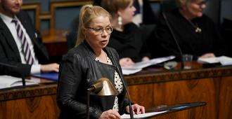 """Perussuomalaiset eivät hyväksy Ahvenanmaan rahoituksen kohtuutonta korotusta: """"Tämä ei ole oikeudenmukaista"""""""