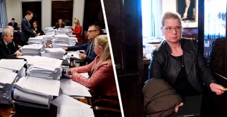 """Leena Meri sotesta: """"Sosiaali- ja terveysvaliokunnalla on edessään suuri työ ja epäilen, ehditäänkö sitä edes tekemään tällä vaalikaudella"""""""