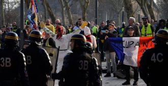 Ranskassa kovat vastatoimet viikon takaisten mellakoiden vuoksi