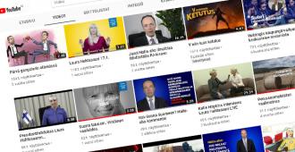 Ketutus nousi perussuomalaisten kaikkien aikojen katsotuimmaksi Youtube-videoksi – taakse jäi Jyrki Kataiselle irvaillut mafiosoanimaatio