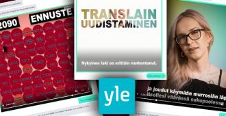 Yle Kioskin johdatteleva vaalikone on läpimätä – vihreän aktiivin johdolla kyhättiin sakeinta puppua, mitä suomalaisten vaalikoneiden historiassa on koskaan nähty