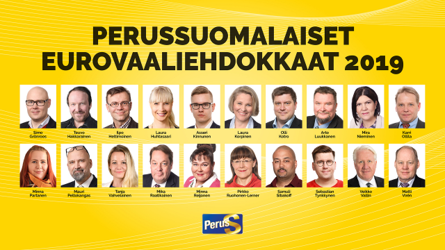 Ps Eurovaaliehdokkaat