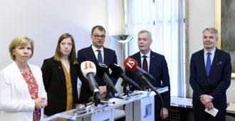 """Perussuomalaiset: Hallitus paisuttaa byrokratiaa, suojatyöpaikkoja ja puoluetukia – """"Piikki on auki"""""""