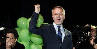 Perussuomalaiset valmiudessa jättämään välikysymyksen, jos Haavisto jatkaa: Täytyisi tapahtua ihme, että luottamus ulkoministerin toimintaan palautuisi