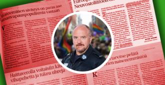 Ilmiö nimeltä Keijo Kaarisade – miksi valtakunnan suurimmat lehdet julkaisevat täysin älyvapaita mielipidekirjoituksia, jos vain tekstien arvopohja on riittävän vihervasenta?