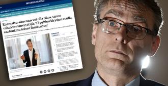 Taannehtiva vihapuhejahti kiihtyy – Oikeuskansleri kehottaa suomalaisia poistamaan vanhoja kirjoituksiaan