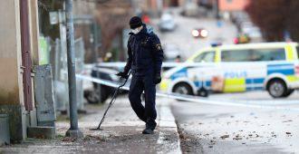 Rikollispomo kuoli luoteihin, myös toinen mies menehtyi ammuskelussa Norrköpingissä