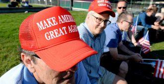 Teinipoika osti Trump-lippiksen – koulukiusaajat pieksivät 14-vuotiaan rajusti porukalla