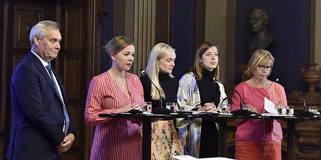 Haaviston konsulikyytiprojekti vain jäävuoren huippu – HS: Koko Rinteen hallitus suunnitteli salassa hakevansa Isis-naiset Suomeen - Suomen Uutiset