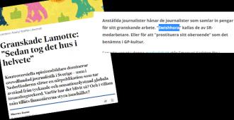 Mitäpä jos lukija päättäisi vasta jutun lukemisen jälkeen, maksaako jutusta vai ei? – Swish-journalismi tekee tuloaan Ruotsiin