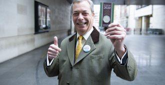 Globalismin huippu on jo nähty – Farage päihitti federalistit