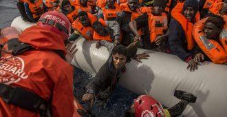 EU haluaa paperittomat pois unionin alueelta – harva lähtee vapaaehtoisesti