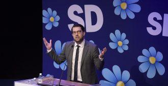"""Ruotsidemokraatit vaativat loppua löysäilylle: """"Ulkomaalaiset rikolliset ulos maasta tai säilöön"""""""