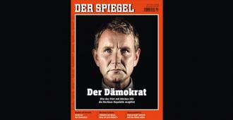 Tapaus Thüringenista valtava kohu Saksassa – liberaali Spiegel-lehti maalailee inhokistaan demonia