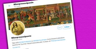 Rikosprosessipassio – Jeesuksen koettelemukset suomalaisen rikosoikeuden mukaan
