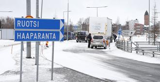 Lapin perussuomalaiset vaatii Ruotsista tulevan henkilöliikenteen välitöntä tiukentamista