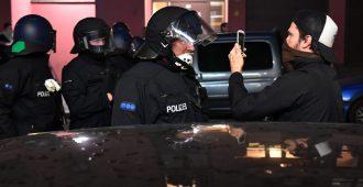 Berliinin vihreiden lakiesitys: Poliisi on aina rasisti – paitsi jos pystyy todistamaan toisin
