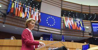 """PS-kansanedustajat: EU-komission 750 miljardin elpymisrahasto on avoimen valtakirjan lahjarahaa – """"Suomen tilanne on nyt vakava"""""""